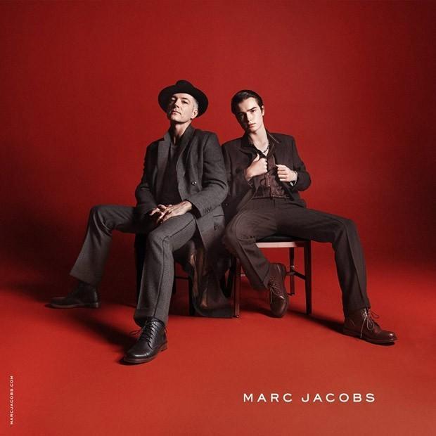 Foto de Marc Jacobs Otoño-Invierno 2015/2016 (5/17)