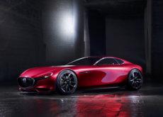 Respira, el Mazda RX-9 habría sido aprobado para el Salón de Tokyo 2019