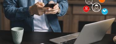 Compartir datos ilimitados con una multiSIM: las limitaciones que aplican Movistar, Vodafone, Orange y Virgin telco