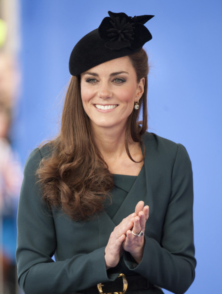 Kate Middleton John Lock look