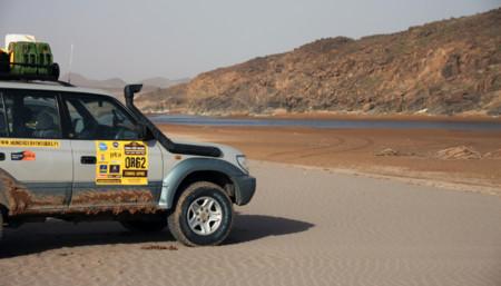 Baca Desierto En Toyota 4x4