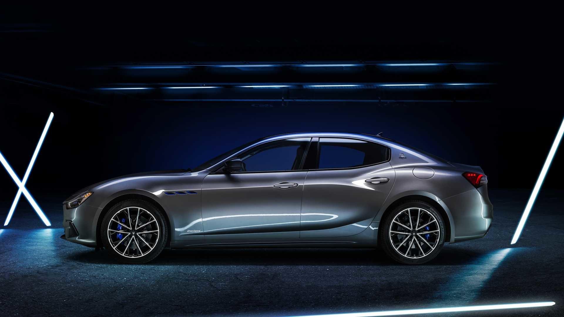 Foto de Maserati Ghibli Hybrid 2020 (10/26)