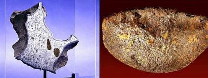 Meteoritos a subasta: todo tiene un precio