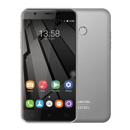 Oukitel U7 Plus Mt6737 2gb 16gb Smartphone Gray 374736