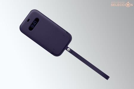 La funda integral de piel con MagSafe para iPhone 12 Pro Max está a mitad de precio en Amazon: 72,68 euros, ¡descuentazo!
