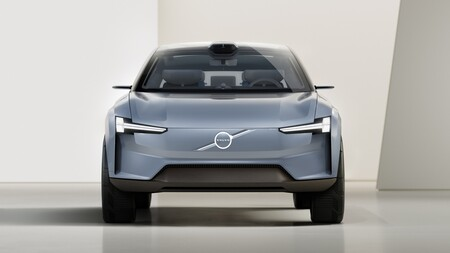 Volvo Recharge Concept 5