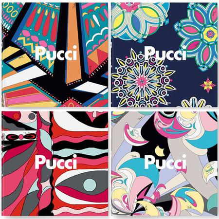 El Pucci Book de Taschen: 10.000 ejemplares encuadernados con tela original