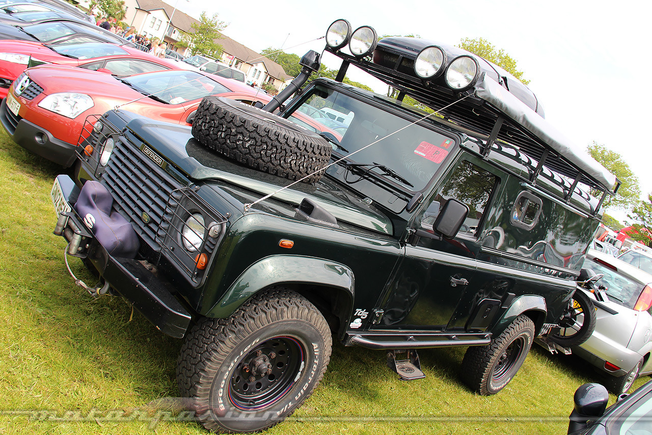 Foto de Land Rover Defender (11/15)