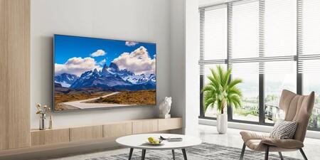 """Pásate a la pantalla grande con este Smart TV 4K de Xiaomi con 65"""" y Android TV rebajado en MediaMarkt: por 140 euros menos"""