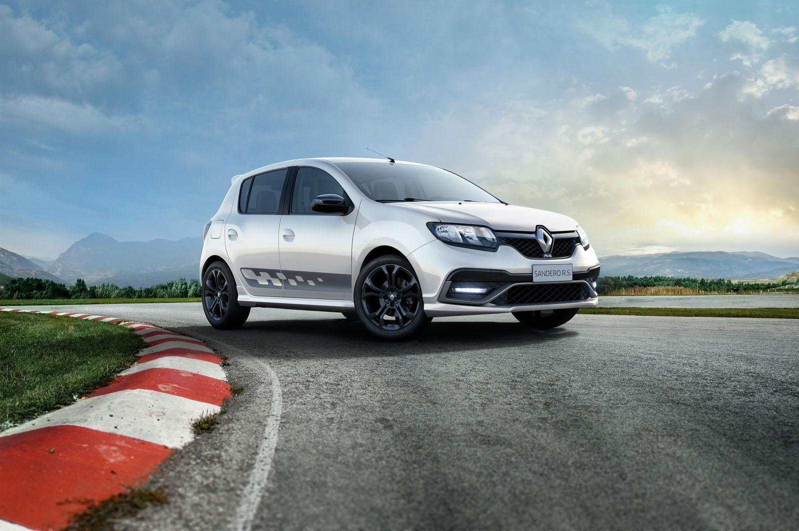 Foto de Renault Sandero R.S 2.0 (1/8)