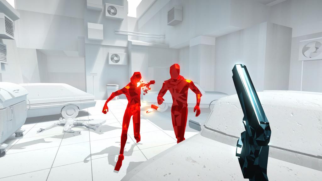 SUPERHOT es el tercer juego que ya podéis descargar gratis en la promoción navideña de la Epic Games Store
