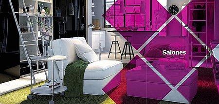 Catálogo Ikea 2012, novedades para el salón