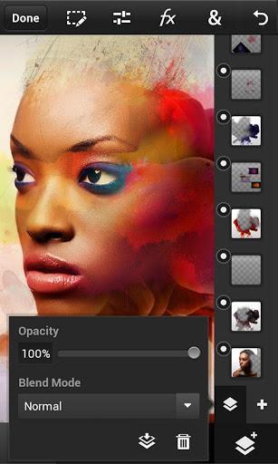 Photoshop ahora para teléfonos Android y iOS