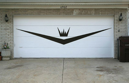 Puertas de garaje de los años 50