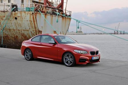 BMW Serie 2 Coupé, ya podemos verlo en video