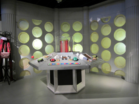 Tardis Tercer Doctor