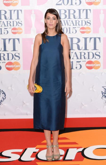 Laura Jackson Brit Awards 2015