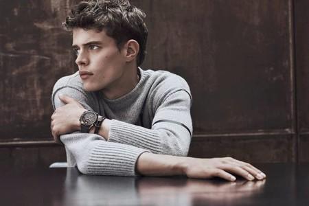 Emporio Armani presenta su nueva línea de relojes
