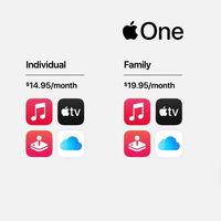 Apple lanza Apple One, su servicio de suscripción-de-suscripciones