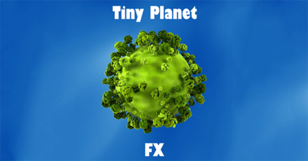 Haz planetas fácilmente con Tiny Planet FX Pro para Android