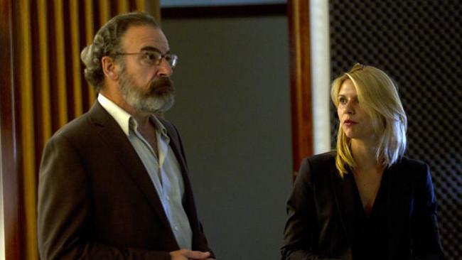 Saul & Carrie Homeland