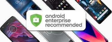 Así funciona Android™ Enterprise, la certificación de Google™ para teléfonos de empresas