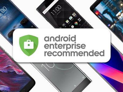 Así funciona Android Enterprise, la certificación de Google para teléfonos de empresas