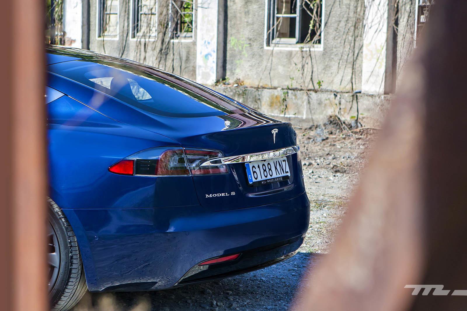 Foto de Tesla Model S 100D prueba (4/17)