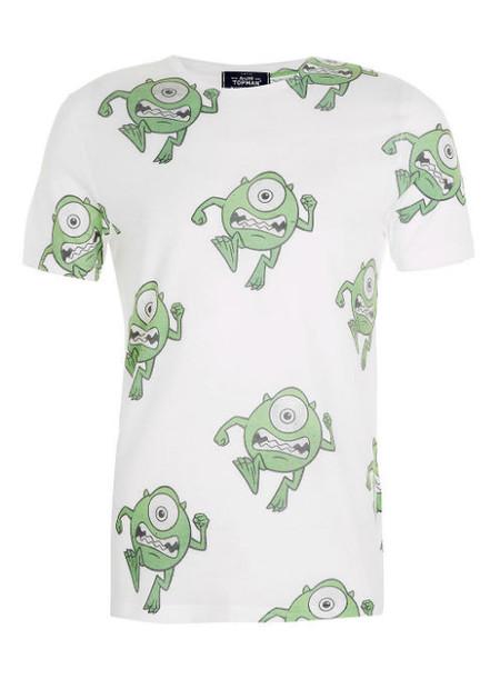 ¿Te atreves con la camiseta de Mike Wazowski?