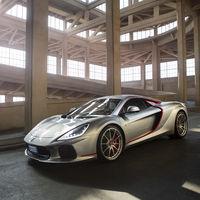 Este superdeportivo italiano se llama ATS GT y es sospechosamente McLaren...