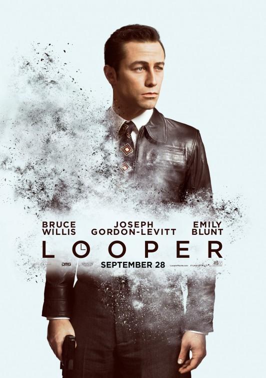 Foto de Carteles de 'Looper' (7/14)