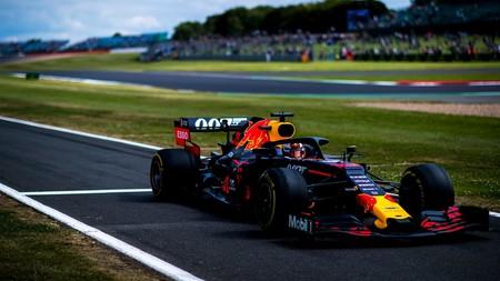 Red Bull Silverstone F1 2020