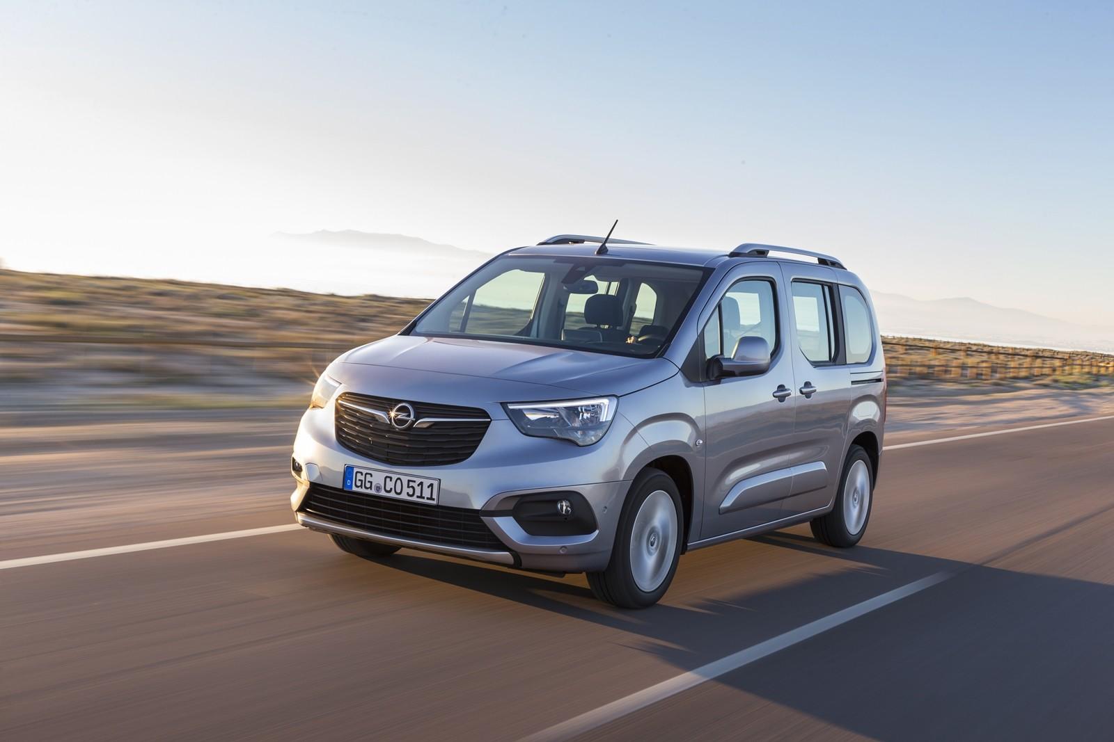 Foto de Opel Combo Life 2018 (36/63)