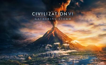 Civilization VI anuncia Gathering Storm. La segunda expansión suma los desastres naturales e ideas muy interesantes