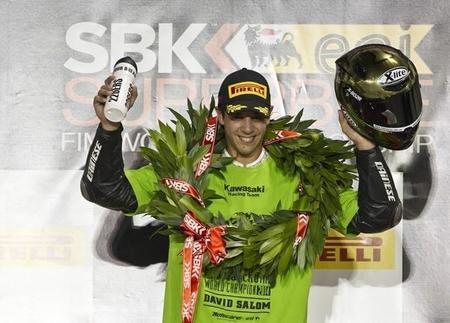 David Salom estará con el Team Pedercini como piloto satélite de Kawasaki