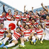 Afortunadamente, Japón no se ha quedado sin cerveza en el Mundial de Rugby. Se ha quedado sin comida