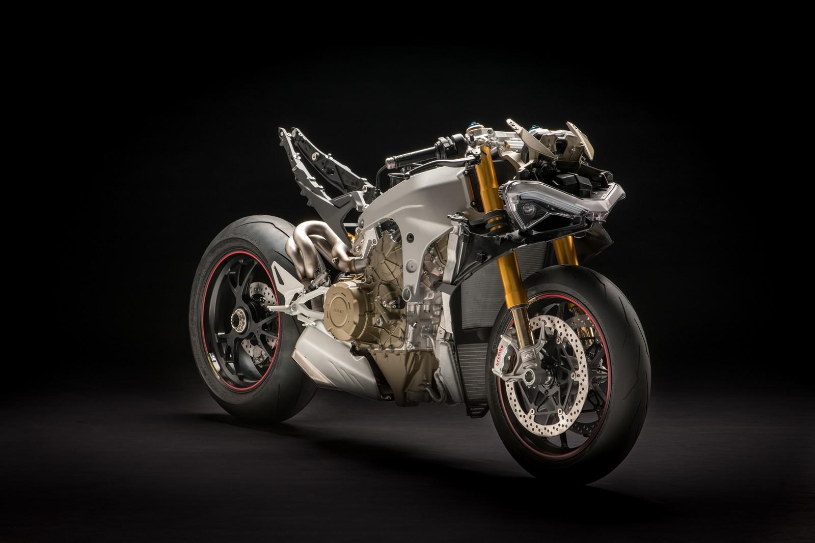 Foto de Ducati Panigale V4 2018 (18/52)