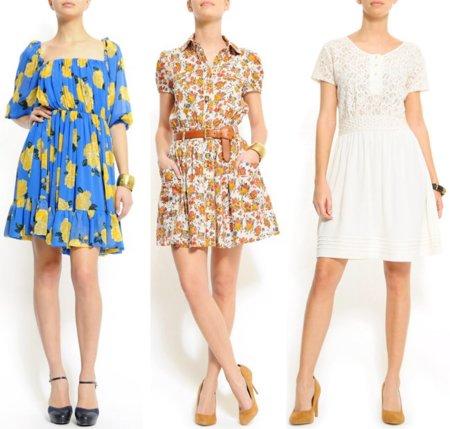 Rebajas verano 2011: Mango vestidos
