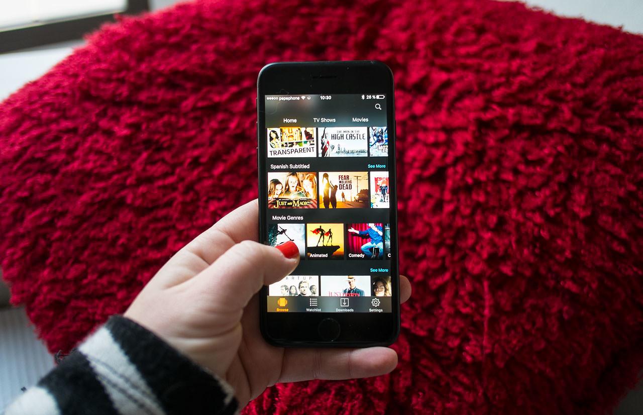 frente a la churrer a de series de netflix amazon video quiere ser el para so de las series de. Black Bedroom Furniture Sets. Home Design Ideas