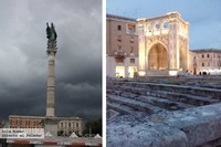 Fin de semana en Italia. Lecce y la feria Cibarti