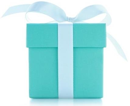 Caja Azul De Tiffany
