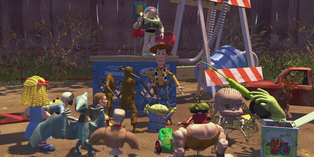 Toy Story D