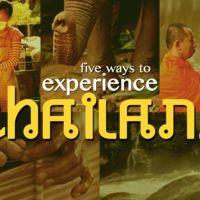 Vídeo: cinco formas de vivir Tailandia