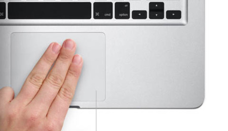Actualización de Firmware del trackpad para los nuevos MacBook y MacBook Pro unibody