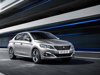 Peugeot 301 2018, más carácter y tecnología para el sedán de los franceses