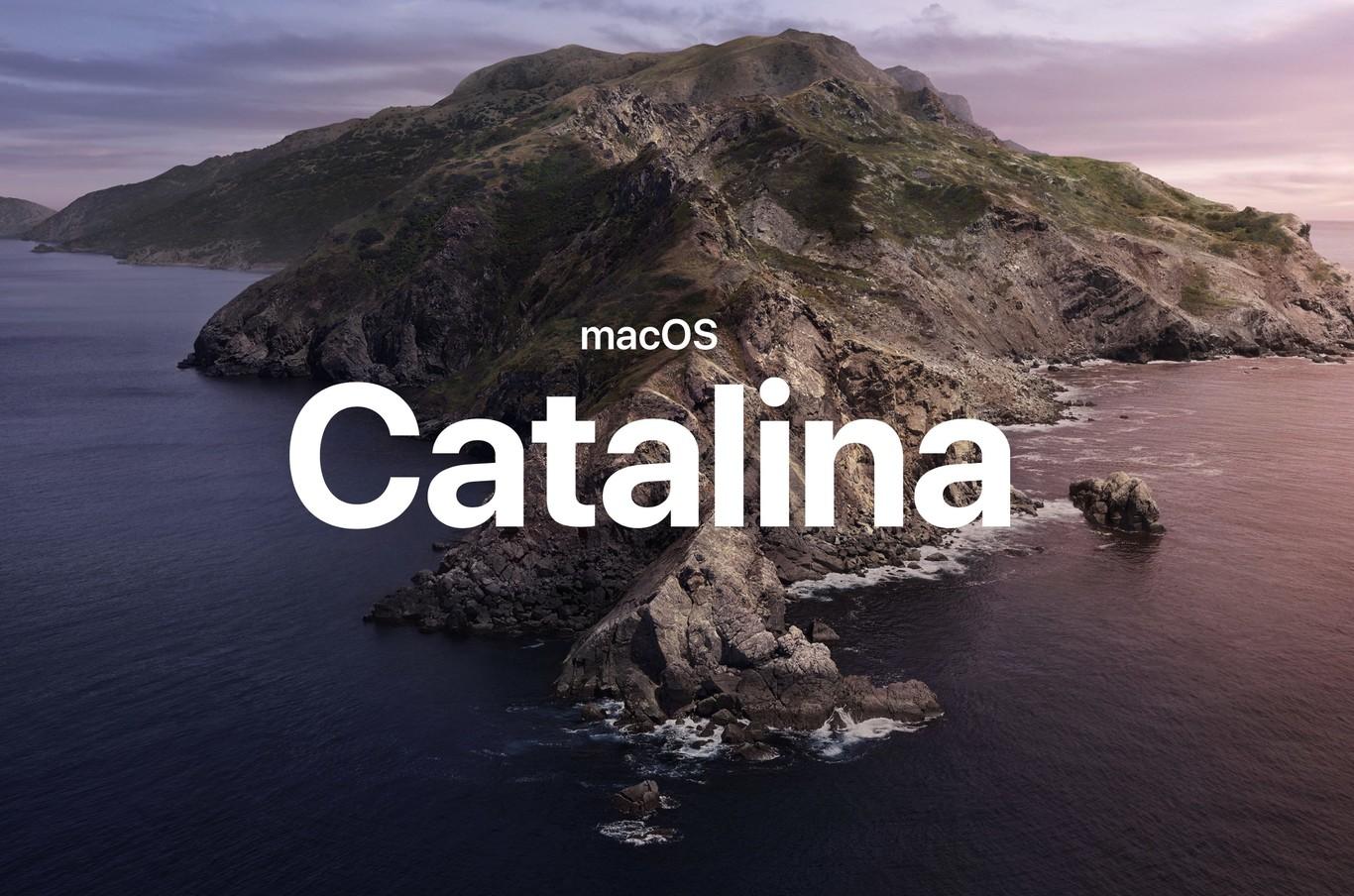 macOS 10.15 Catalina, esta es la lista con todos los Mac compatibles con el nuevo sistema operativo