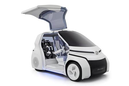 Al fin un fabricante diseña un concept pensando en la movilidad universal: el Toyota i-Ride (y ya va camino a Tokio)