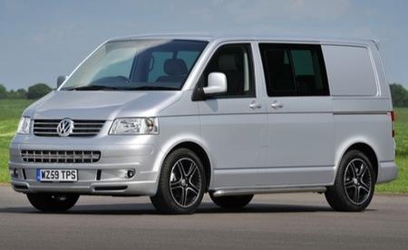 Volkswagen Transporter Sportline con un toque deportivo