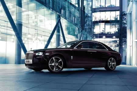 Rolls-Royce Ghost V-Specification - V de bueno, no-barato, y veloz