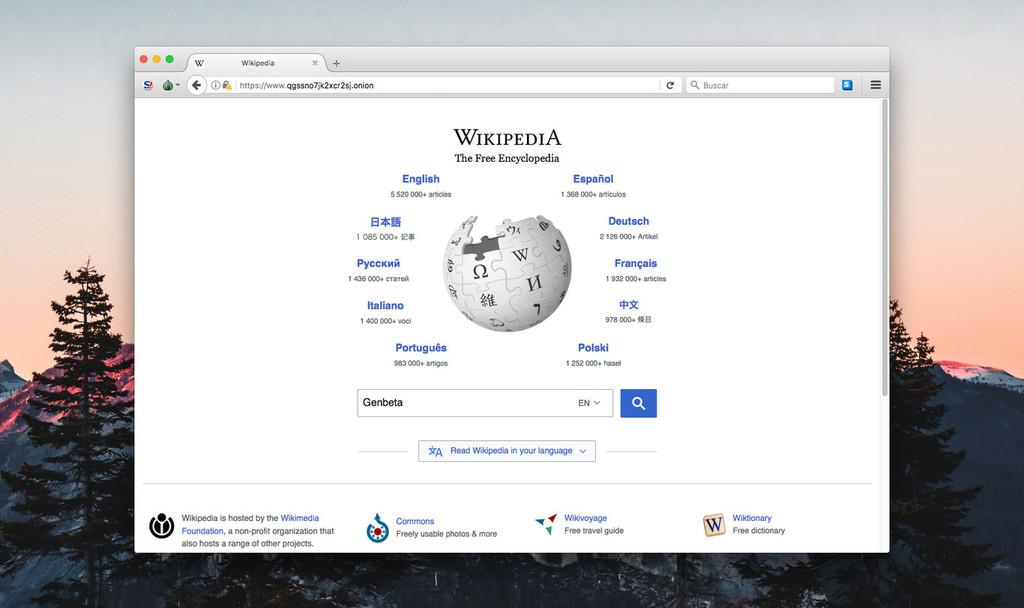 Wikipedia se vio obligada a 'desconectarse' en Europa este fin de semana tras un grave ataque DDoS